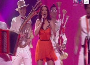 Romania, in finala Eurovision 2012