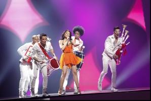 Mandinga, Eurovision 2012