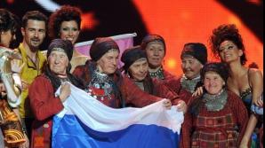 Bunicuţele din Rusia au câştigat simpatia publicului