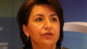 Sulfina Barbu: FMI nu ar fi de acord cu impozitarea progresivă