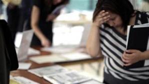 Angajaţii îşi permit să meargă şi la târguri de joburi în timpul programului de lucru