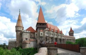 Zgomote ciudate surprinse în Hunedoara