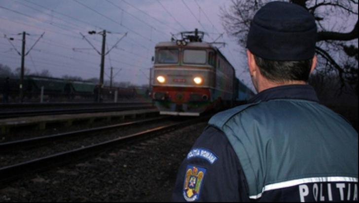 Circulaţie rutieră şi feroviară, întrerupte în Hunedoara în urma unei furtuni