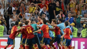 Spania este în finala lui EURO 2012