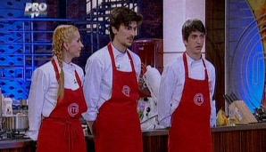 Mimi, Alex şi Petru în Finala Masterchef