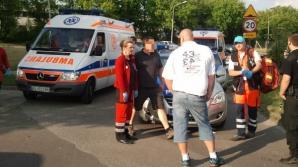 Primele violenţe de la Euro 2012 la Lodz