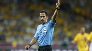 Pedro Proenca va arbitra finala de la Euro 2012