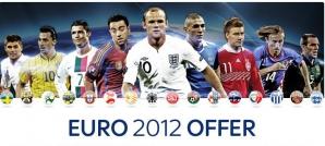 Spania este favorita pariorilor la EURO 2012