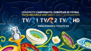 EURO 2012 la TVR