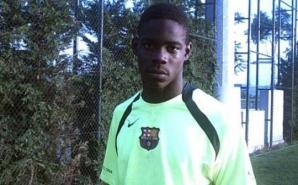 Mario Balotelli, la 15 ani, în probe la FC Barcelona