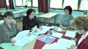 Profesorii din Arad au corectat în timp record lucrările