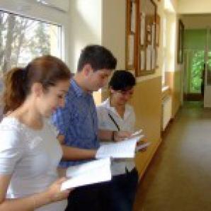 Bacalaureat 2012 Alba, proba orală la limba română