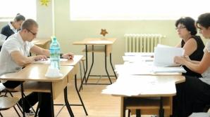 La proba de comunicare orală candidaţii au timp de gândire  15 minute