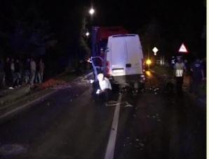 Accidentul s-a produs în localitatea Ilia, Judeţul Hunedoara