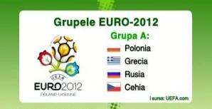 Grupa A de la Euro 2012