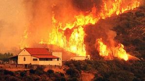 Un copil a murit, iar altul are arsuri pe tot corpul în urma unui incendiu produs la o stână