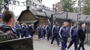 Euro 2012: Italienii la Auschwitz