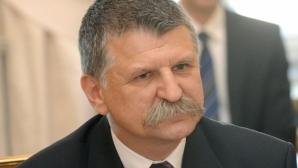 Preşedintele Parlamentului ungar, Kover Lazslo