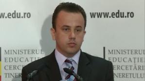 Liviu Pop a spus că admiterea la liceu nu va fi afectată de ambuguităţile de redactare