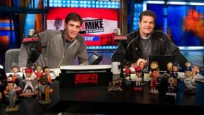 Protagoniştii Mike and Mike Radio Show