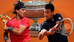Djokovic-Nadal, finala Roland Garros 2012