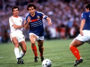 Michel Platini, preşedintele UEFA, este golgeterul all-time al CE
