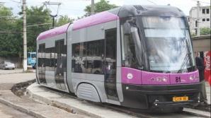 Tramvaiul ultramodern de la Cluj