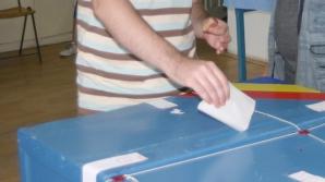Un clujean prins în timp ce îşi fotografia buletinul de vot