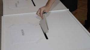 O secţie de votare a fost închisă la Cluj-Napoca