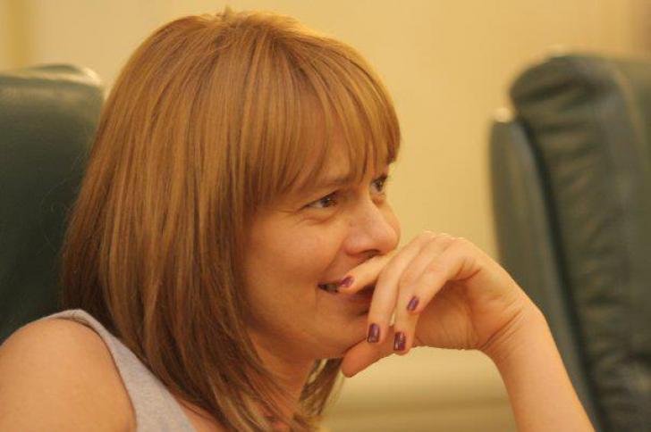 Alice Dumitrescu, iubita lui Horia Brenciu