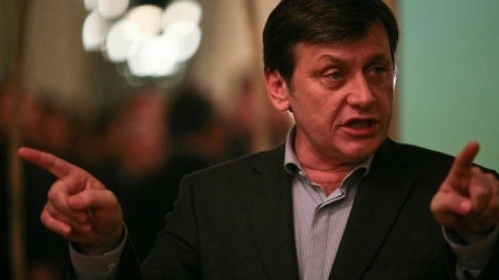 Antonescu: Parlamentul şi Guvernul îi pot REVOCA pe judecătorii CCR
