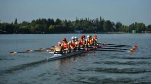 Echipajul 8 plus 1 a ratat calificarea directă în finala
