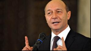 Traian Băsescu l-a atacat pe Crin Antonescu