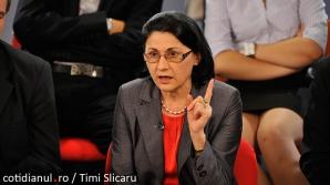 REZULTATE BACALAUREAT 2012. Ministrul Educaţiei: Trebuie să gândim măsuri, nu să judecăm vinovaţii
