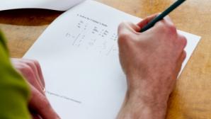 Elevii au ratat bac-ul din cauza limbii române