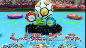 Finala Euro 2012 a fost precedată de un show impresionant