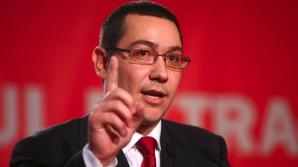Ce i-a transmis şeful diplomaţiei britanice lui Victor Ponta