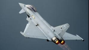 """Un avion de luptă a intereceptat de urgenţă """"intrusul"""""""