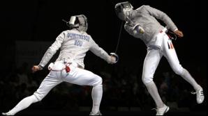JO 2012. Echipa masculină de sabie a României s-a calificat în semifinale