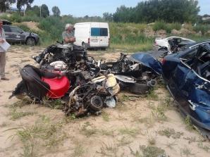 Şapte oameni au murit în urma accidentului de la Tulcea
