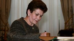 DECLARAŢIE HALUCINANTĂ a unei judecătoare CCR
