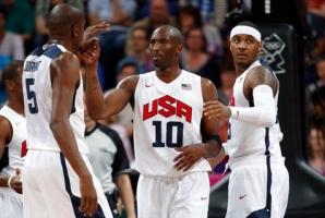 SUA au câştigat titlul olimpic la Londra 2012
