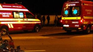 Accident grav în Tulcea