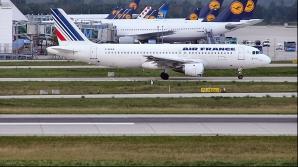 Air France, probleme la Damasc