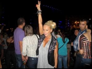 Anda Adam, printre sosiile Lady Gaga la Bucureşti