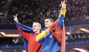 Flavius Koczi şi Marian Drăgulescu
