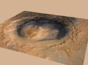 Cele mai bune imagini de pe Marte
