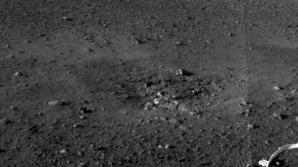 Imagini de pe Marte surprinse de roverul Curiosity