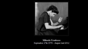 Site in memoriam Mihaela Ursulesa