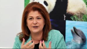 Ministrul Mediului, Rovana Plumb
